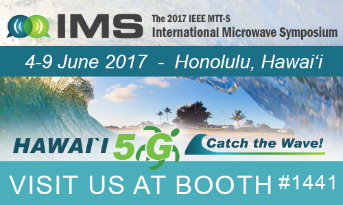 See Us at IMS 2017 in Honolulu